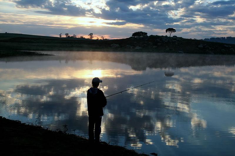 Oberon Fishing