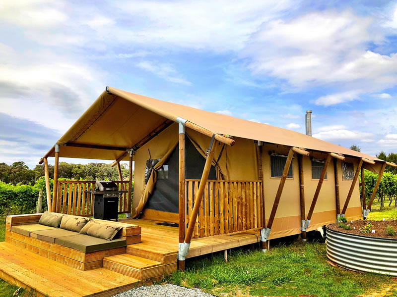 Romantic Stays Nashdale Glamping